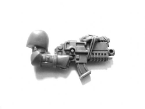 space wolves pack bolt gun (a)